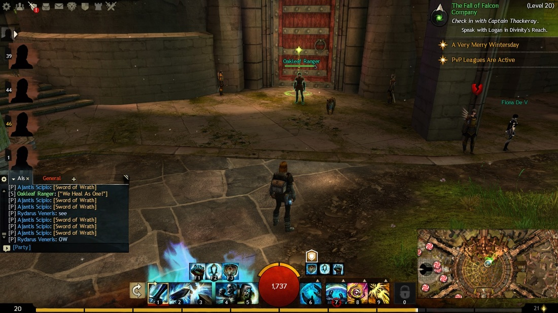 Guild Wars 2 Character World MMO hilarity